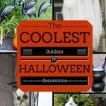 The Coolest Outdoor Halloween Decoration Ideas