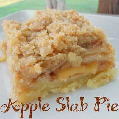 apple slab pie by Sunny Days with my Loves