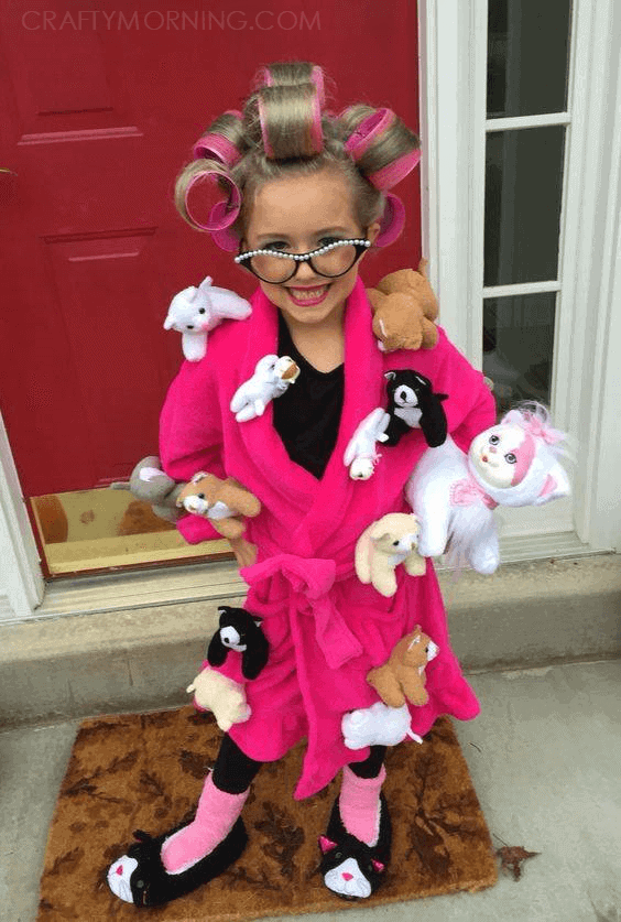 Crazy Cat Lady from Crafty Morning