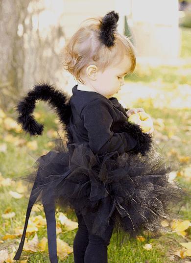 Black Cat Costume by Do It Yourself Divas