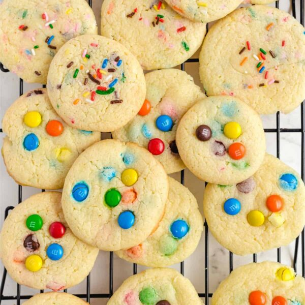 Cake Mix Cookies square featured image