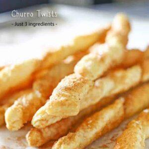 Churro Twists