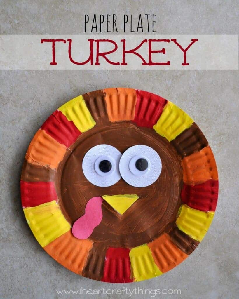Arts And Craft Ideas For Little Girls For Thanksgiving