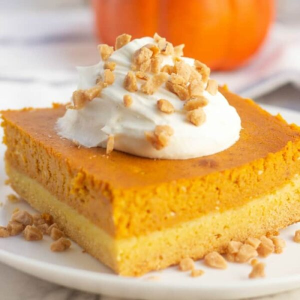 pumpkin butter cake featured