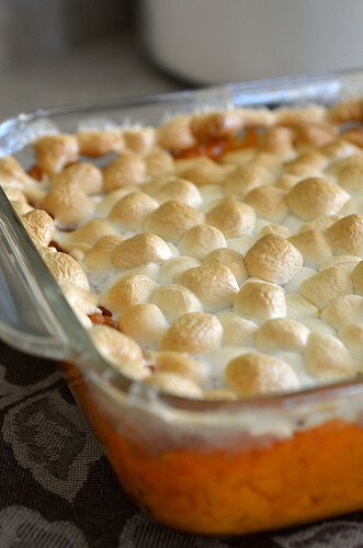 Sweet Potato Casserole by Seeded at the Table