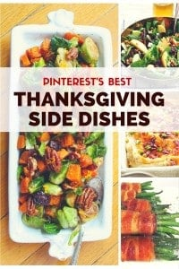 The Best Thanksgiving Side Dishes on Pinterest