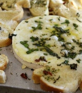 Baked Brie Appetizer