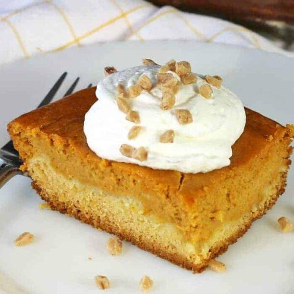 pumpkin butter cake recipe square