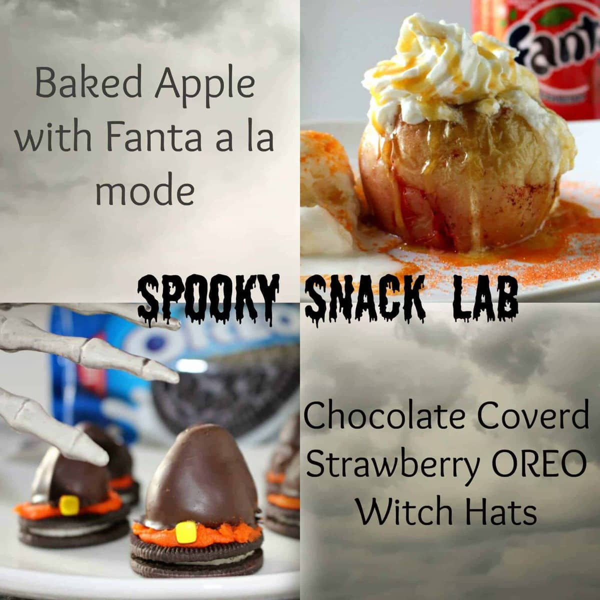 Spooky and Delicious Halloween Treats