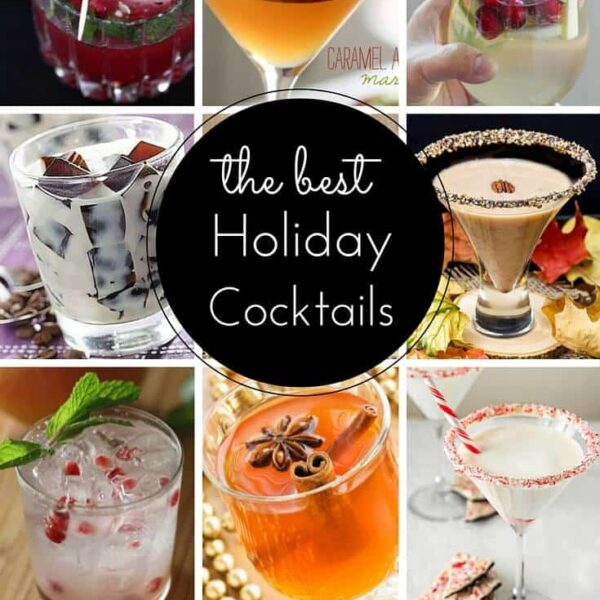 Pinterest's Finest Holiday Cocktail Recipes