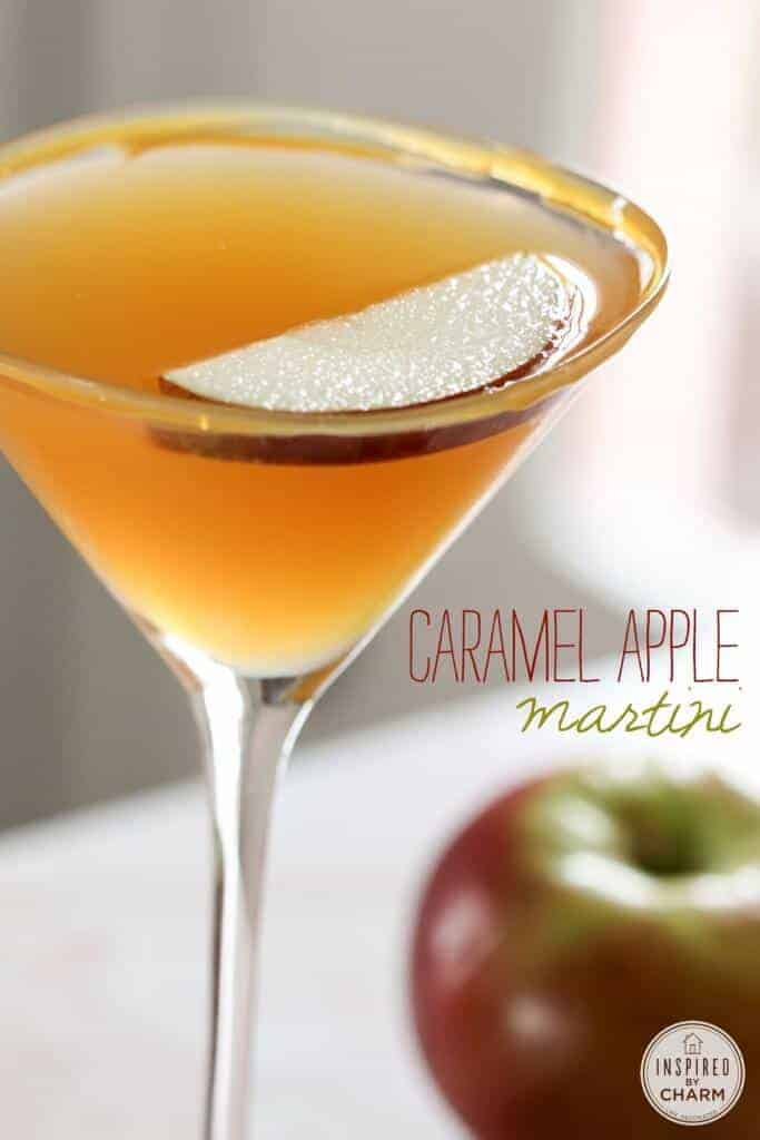 Caramel Apple Martini by Inspired By Charm