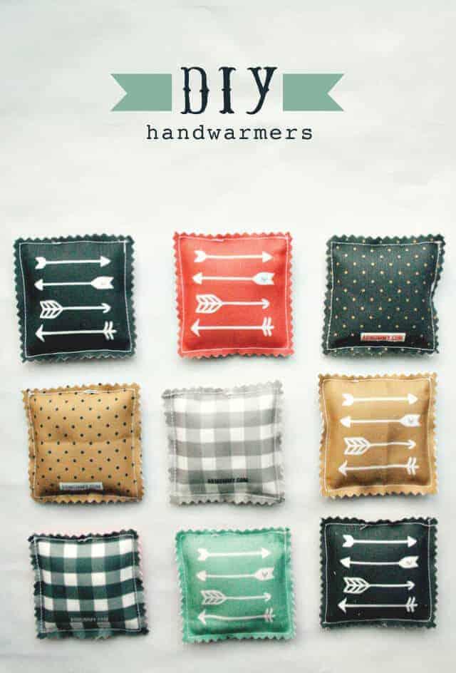 DIY Hand Warmers by RaeAnn Kelly