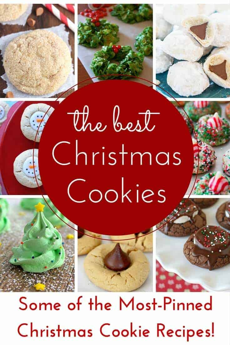Best Christmas Cookie Recipes.The Best Christmas Cookies On Pinterest Princess Pinky Girl