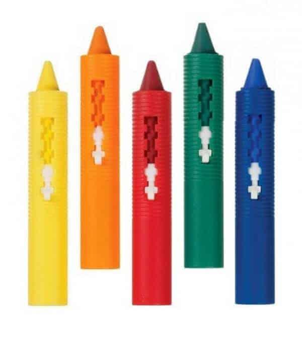 B&T Munchkin-5-piece-Bath-Crayons-L14196308