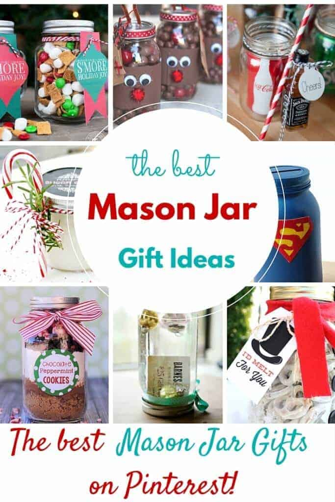 Best Mason Jar Gifts on Pinterest