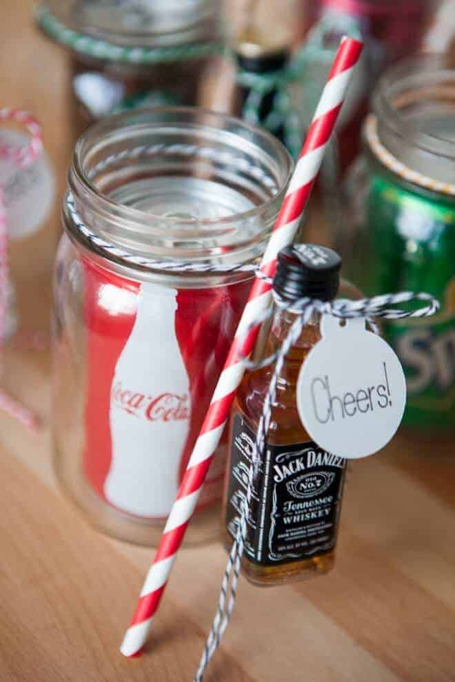 The Best Mason Jar Gift Ideas On Pinterest Princess