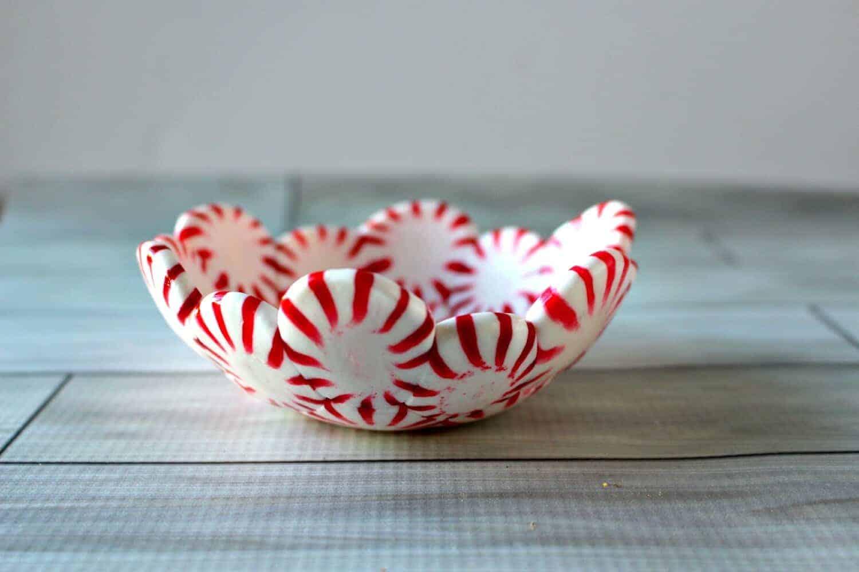 Christmas Mint Dish Craft