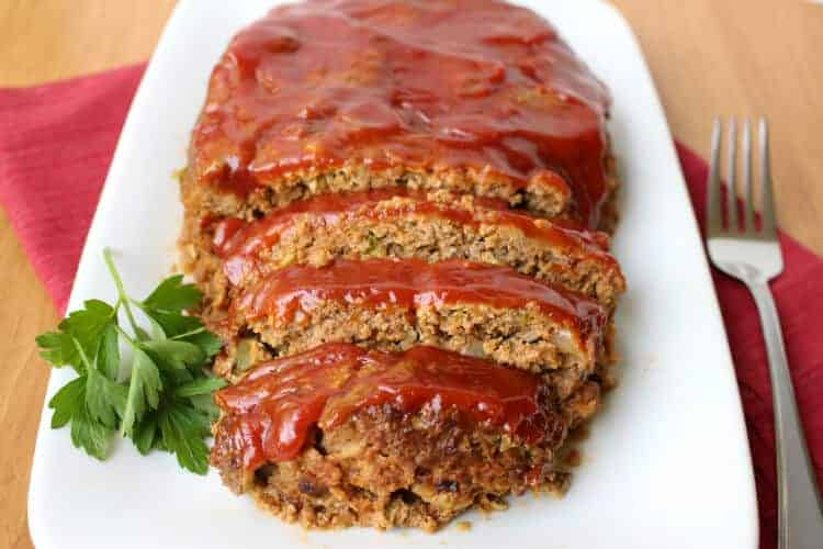 Magic Slow Cooker MEatloaf by Recipe Chatter