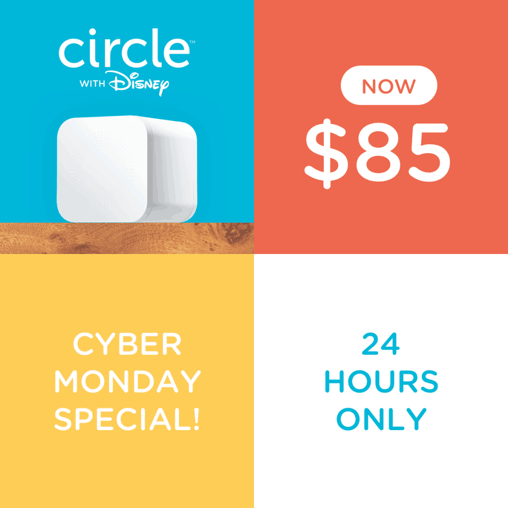 BIG CYBER MONDAY DEAL REVEAL! The Circle!