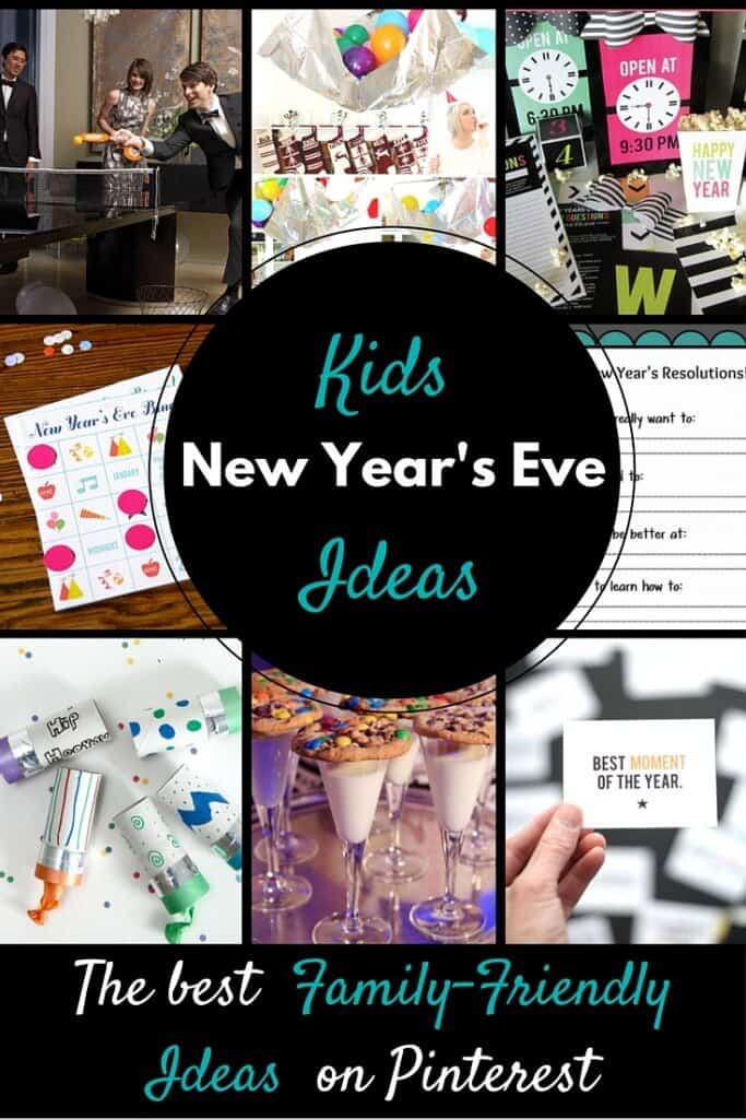 Family Friendly New Years Eve Ideas