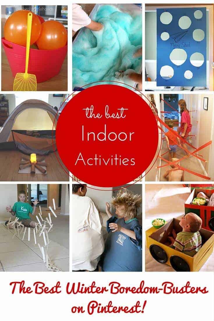 Indoor activities for kids princess pinky girl for Indoor crafts for kids