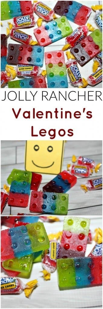 Jolly Rancher Legos by Princess Pinky Girl