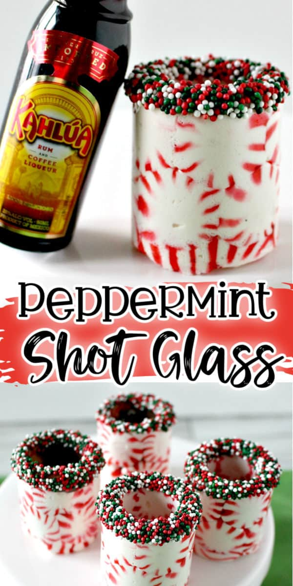 Peppermint Candy Spoons Pinterest Image