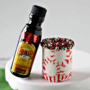 Peppermint Candy Shot Glass – Take 2!