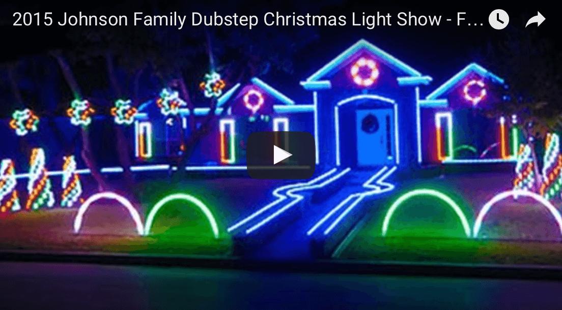 Amazing Christmas Light Displays - Princess Pinky Girl