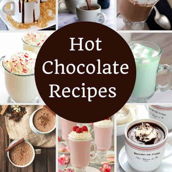 The Most Delicious Hot Chocolate Recipes