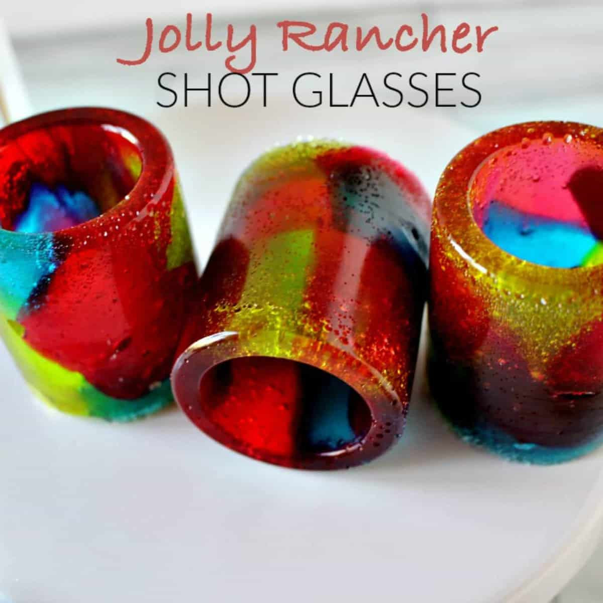 Edible Shot Glass Desserts