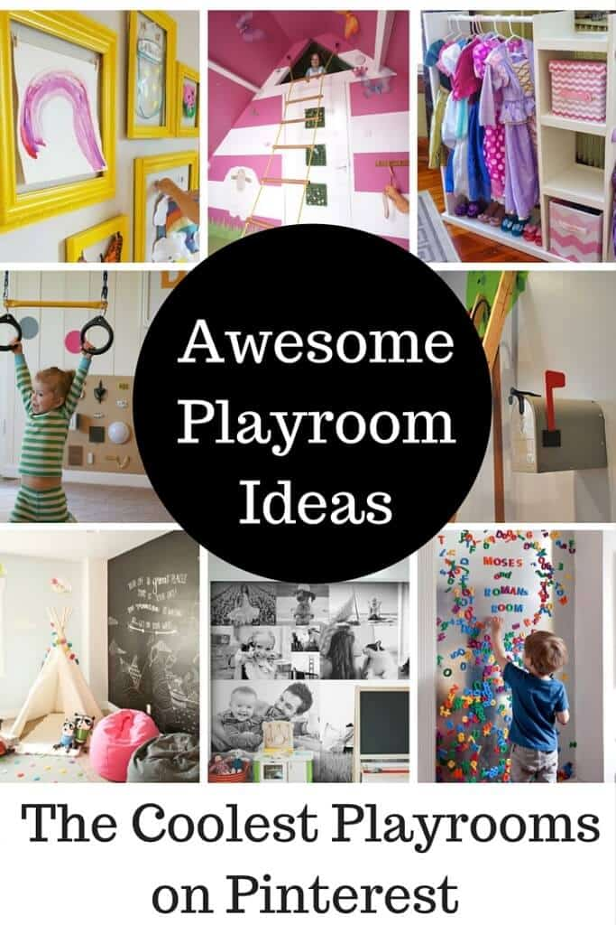 Awesome Playroom Ideas