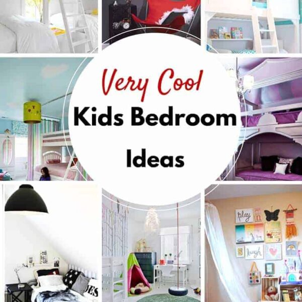 Coolest Kids Bedrooms on Pinterest