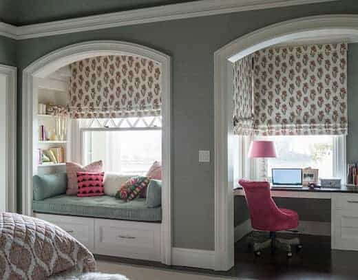 Dream girls bedroom from Homebunch