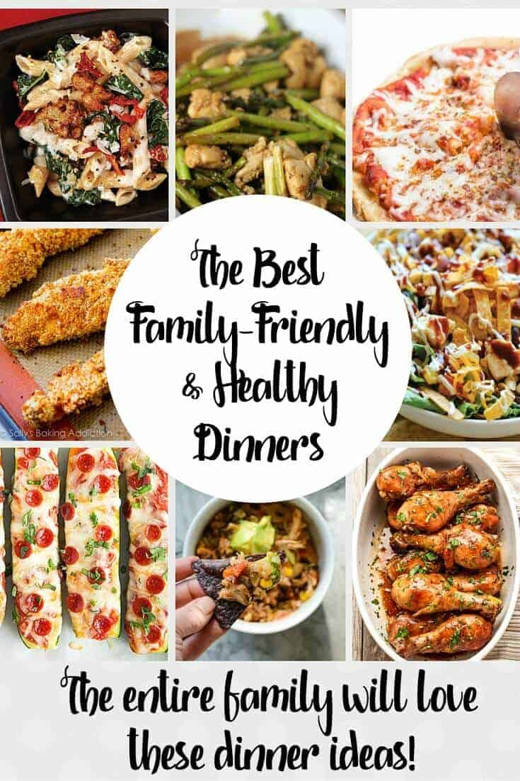 Healthy Family Dinner Ideas