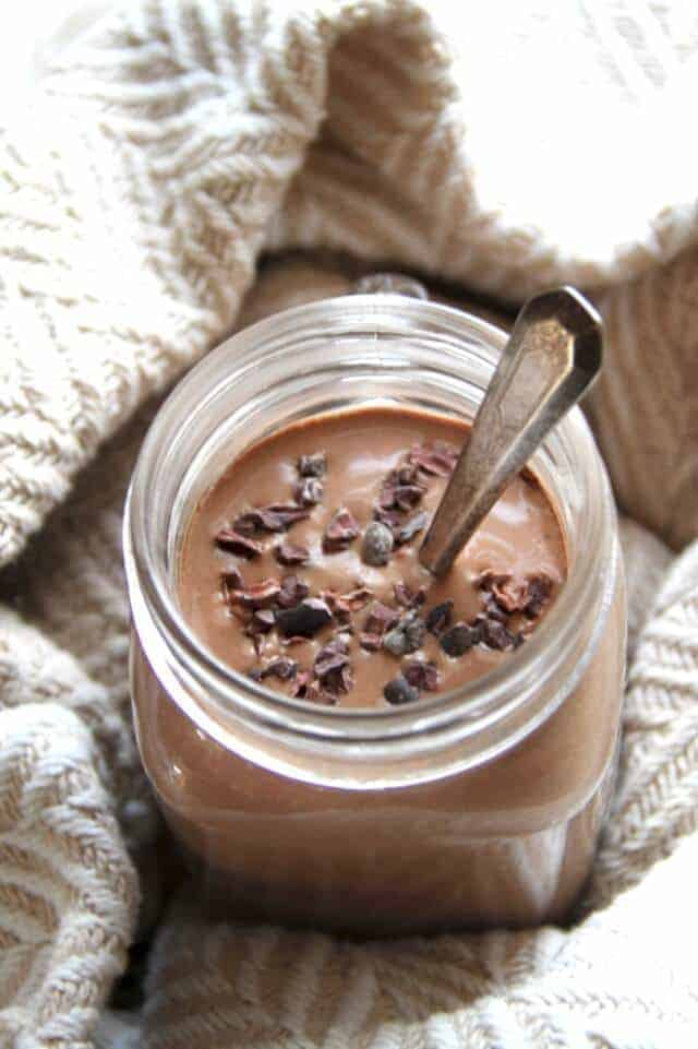 Hot Chocolate Breakfast Smoothies
