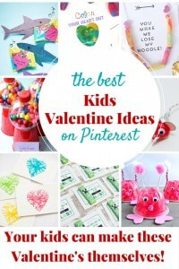 Kids Valentine Craft Ideas