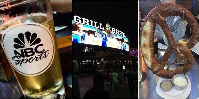 NBC Grill