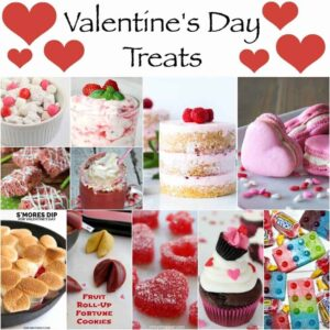 Yummy Valentine's Treats