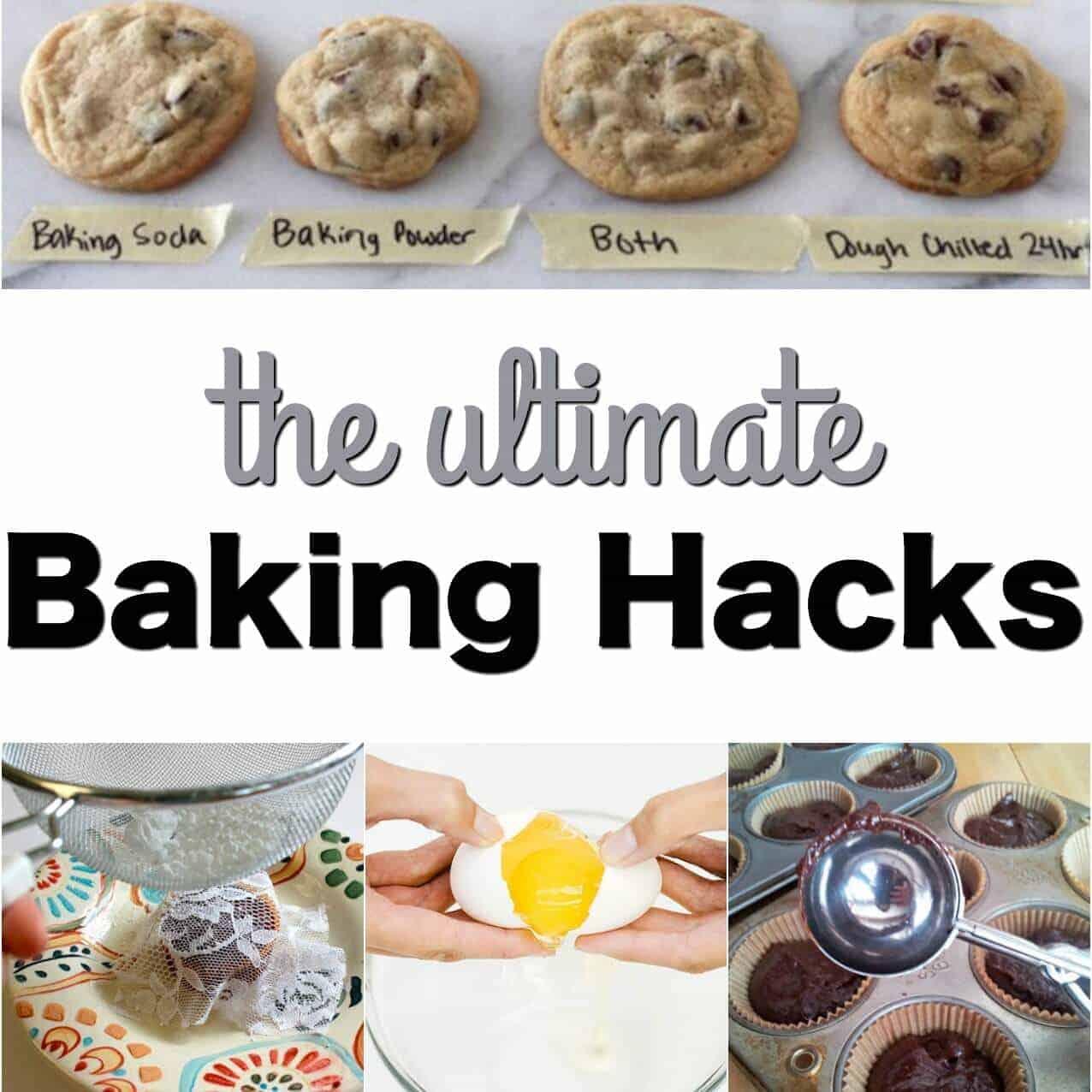 baking hacks square