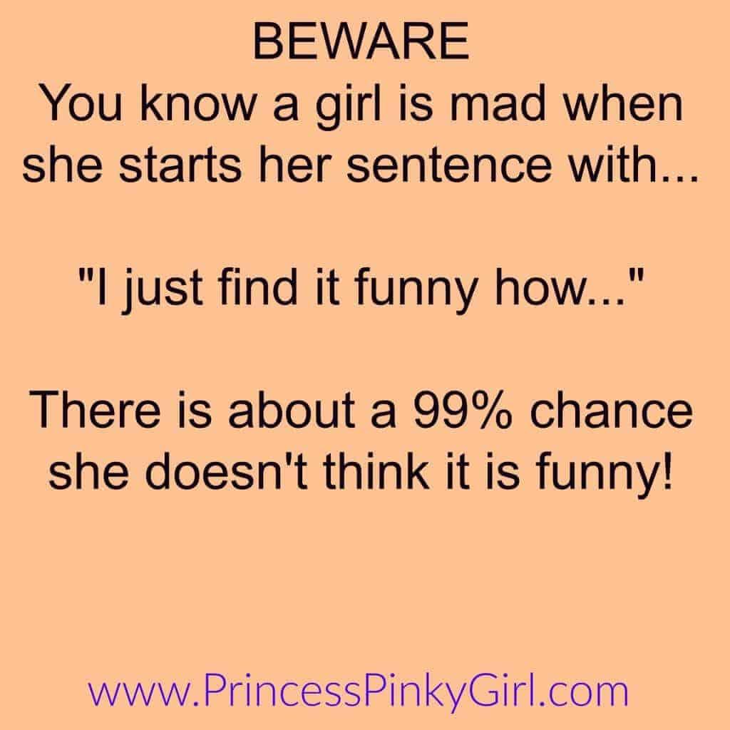 it is funny