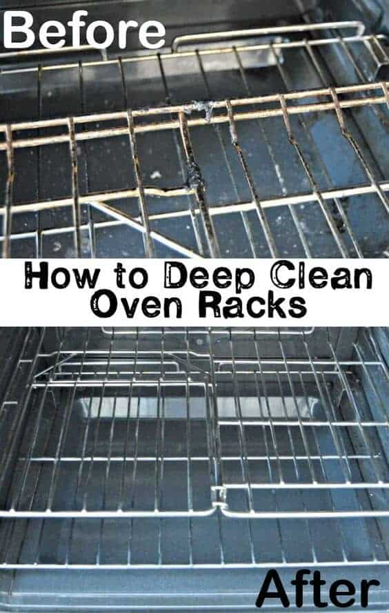 The best spring cleaning tips on pinterest princess How to clean top of oven