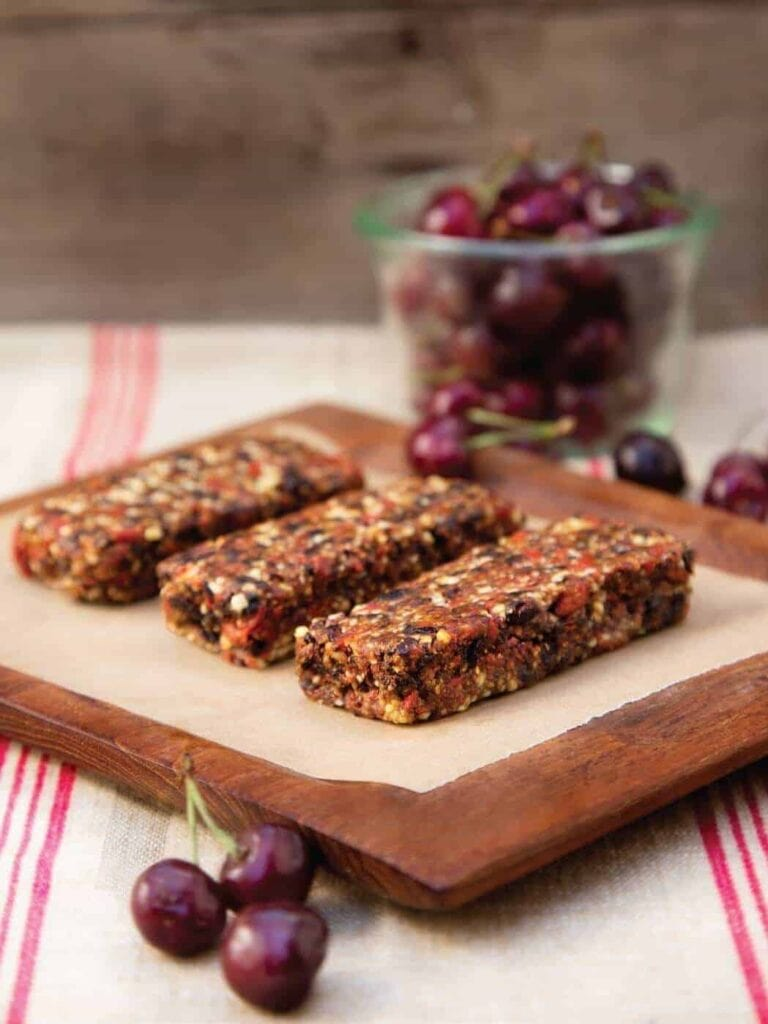 Raw Superfood Energy Bars by Go Dairy Free