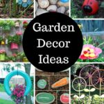 Cute Garden Decor Ideas | Princess Pinky Girl