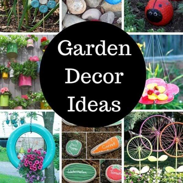 Cute Garden Decor Ideas   Princess Pinky Girl