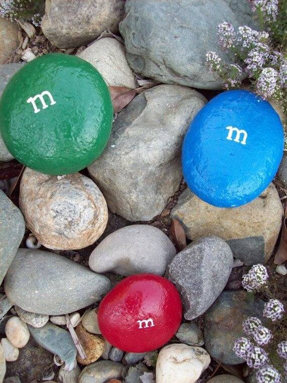 M & M Stones via Buzzfeed