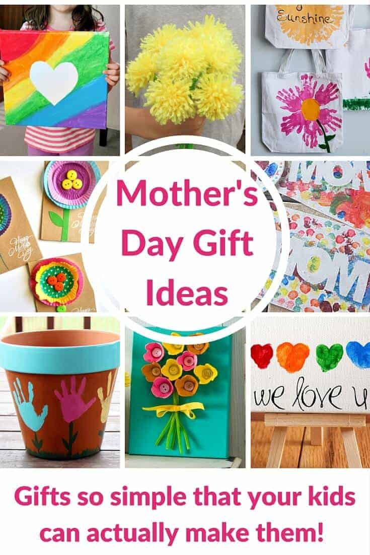 mother 39 s day gift ideas that kids can actually make