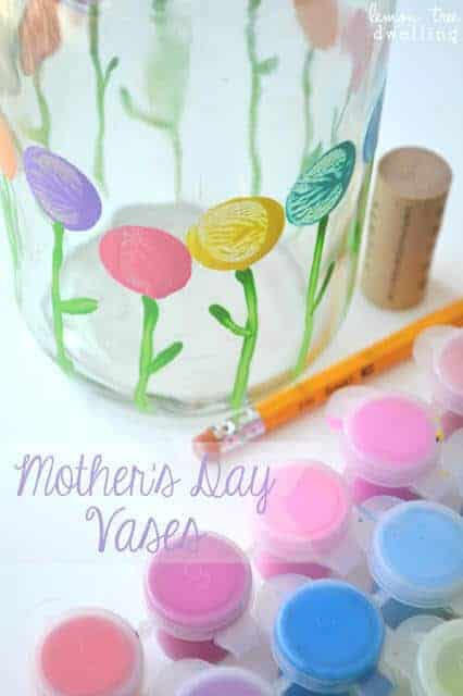 MOther's Day Vase by Lemon Tree Dwelling