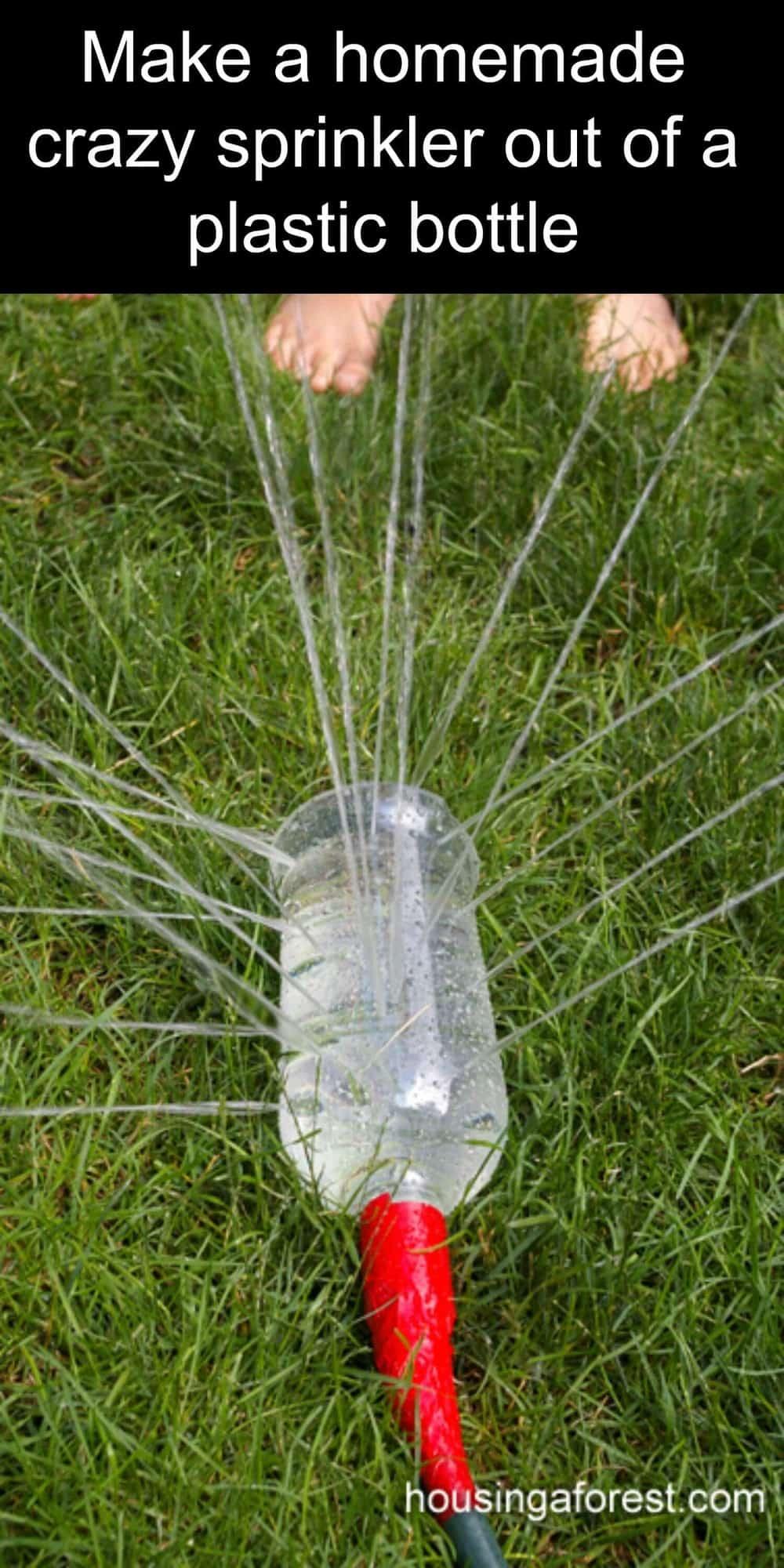 Как сделать самодельный душ из бутылки Как сделать самодельную сеялку