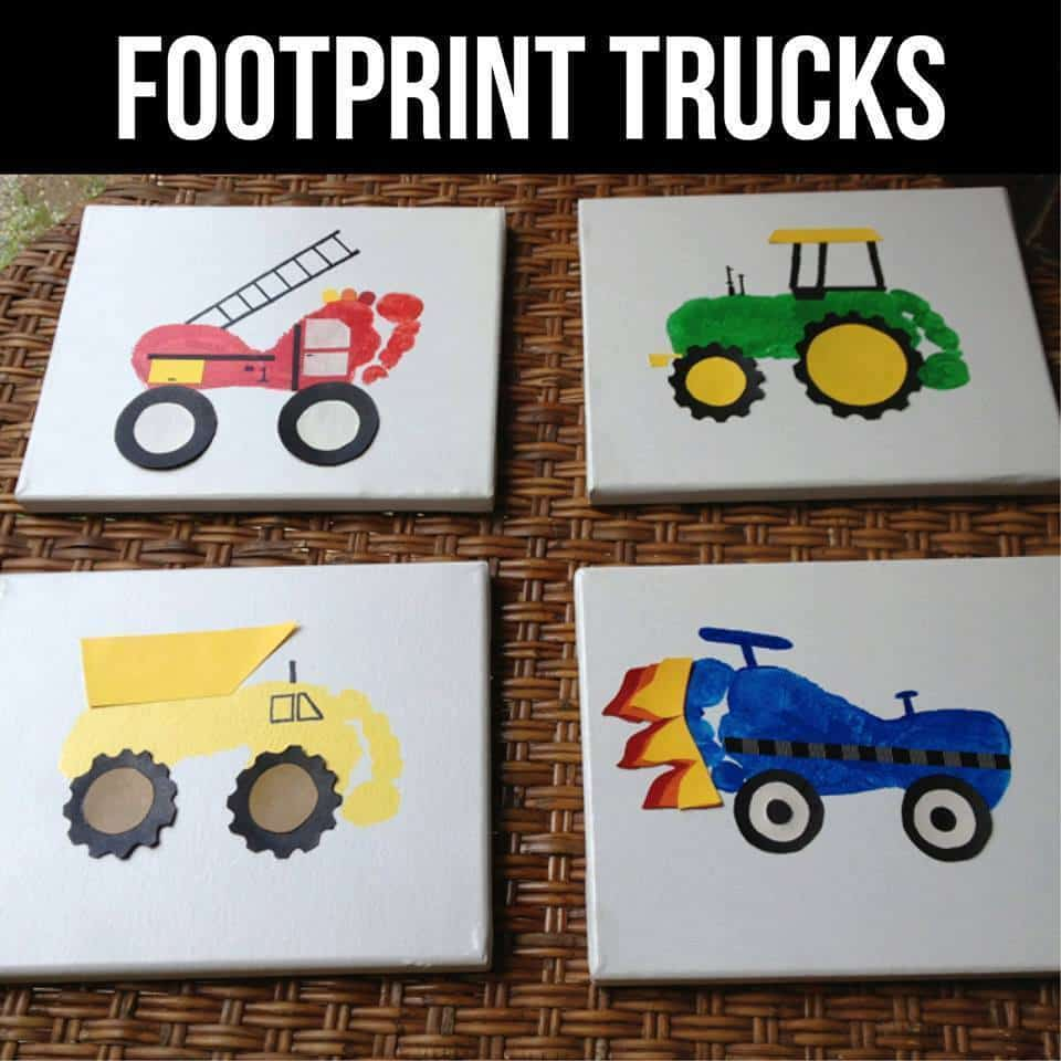 Footprint Trucks from Smart School House